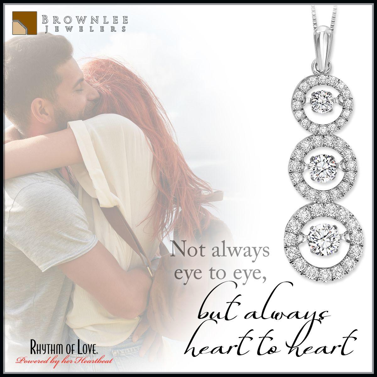 Two #hearts equal a lifetime of #Love  #Diamonds #VibratingDiamonds