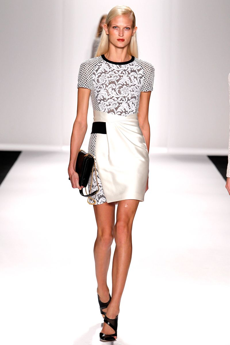 J. Mendel Spring 2014 RTW - Review - Fashion Week - Runway, Fashion Shows and Collections - Vogue