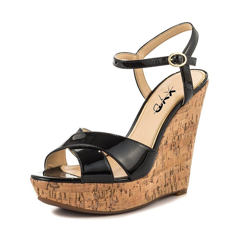 wide platform sandals