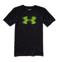 Boys' UA Tech™ Big Logo Short Sleeve T-Shirt