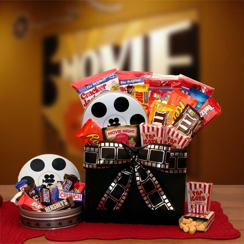 Movie fest gift box w 1000 redbox card with images