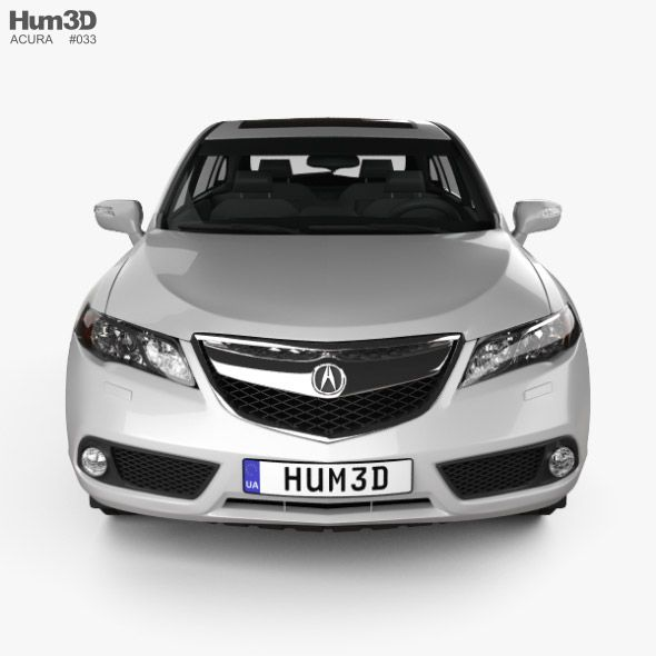 Acura RDX RU-spec 2014 In 2020