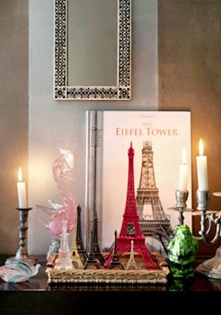 Eiffel Tower big and smallChristine Bauer - Fotografie - Interiors Classic