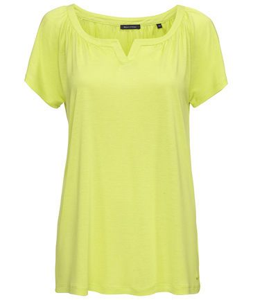 583e0223a029ce Shirt von Marc O' Polo #neon #green #fashion #engelhorn | Grand ...