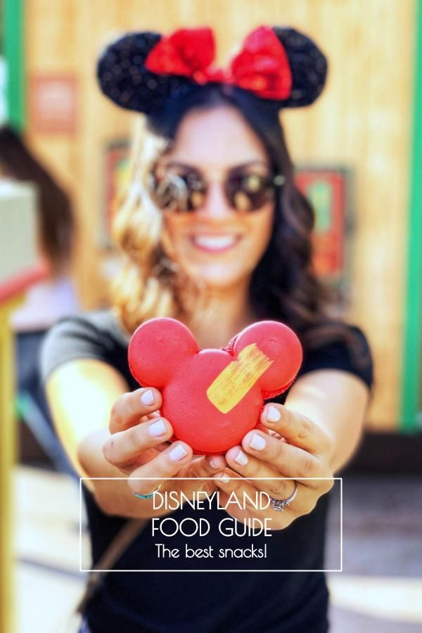 Disneyland Food Guide - Restaurants, Snacks, Booze, Clubs, & Tips! #disneylandfood