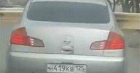 Μάλλον οδηγός είναι ο… Τοτός!(VIDEO)