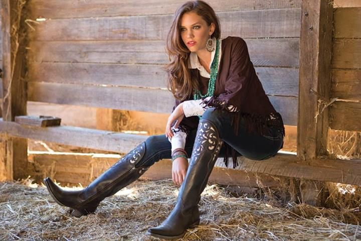 Ariat Riding Boots For Women - Cr Boot