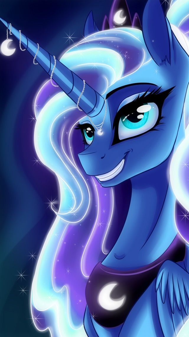 pinhazel heart on princess luna 2  my little pony