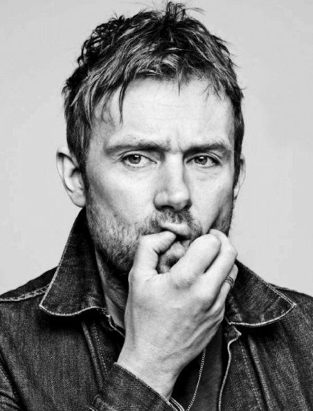 Damon Albarn -as with his music-agelessly amazing