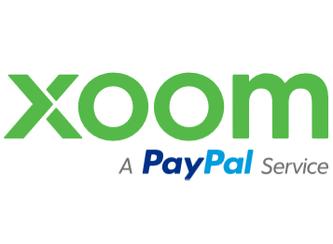 Xoom, PayPal's international money transfer service, has