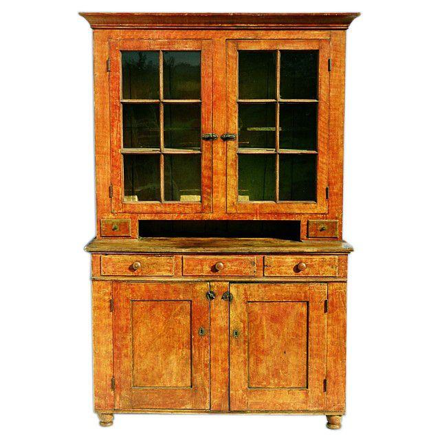 Antique Furniture Pennsylvania Dutch, Country Primitive Furniture Pennsylvania