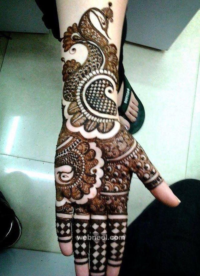 23 Beautiful Henna Mehndi Design Ideas For You 3 Mehanti