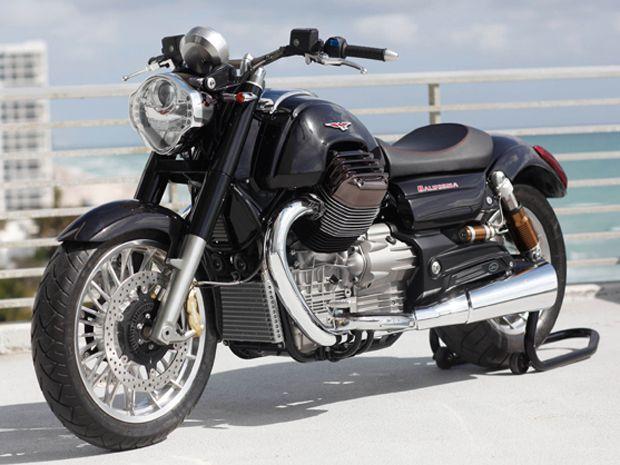 Top Case King OLR pour Moto Guzzi California 1400 Custom