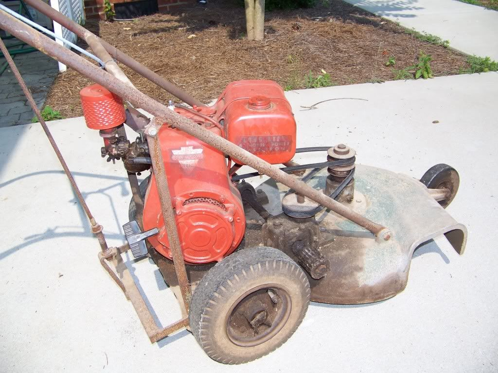 New From South Central Illinois Via Nc Lawn Mower Forums