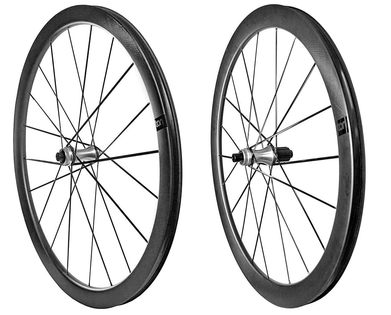 Partington Adv Eng 39r 44r Australian Ultralight Carbon Spoked Aero Road Wheels Bikerumor Ultralight Wheel Carbon