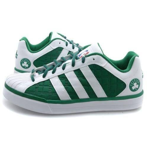 726027a4fa Tênis Adidas Star Basketball Celtics Frete Grátis Master5001 - R  169