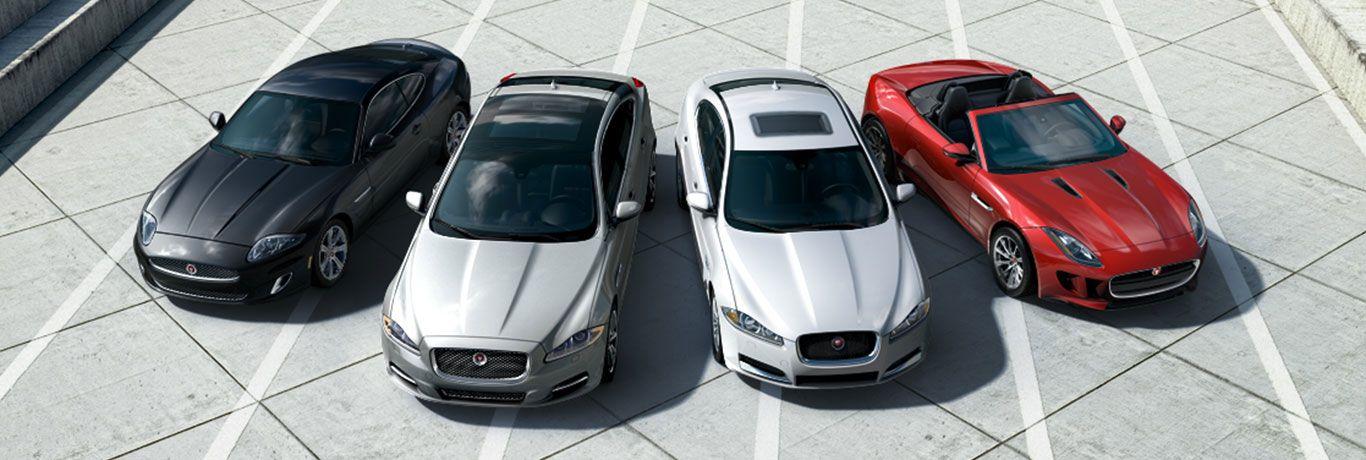 All Models | Jaguar USA