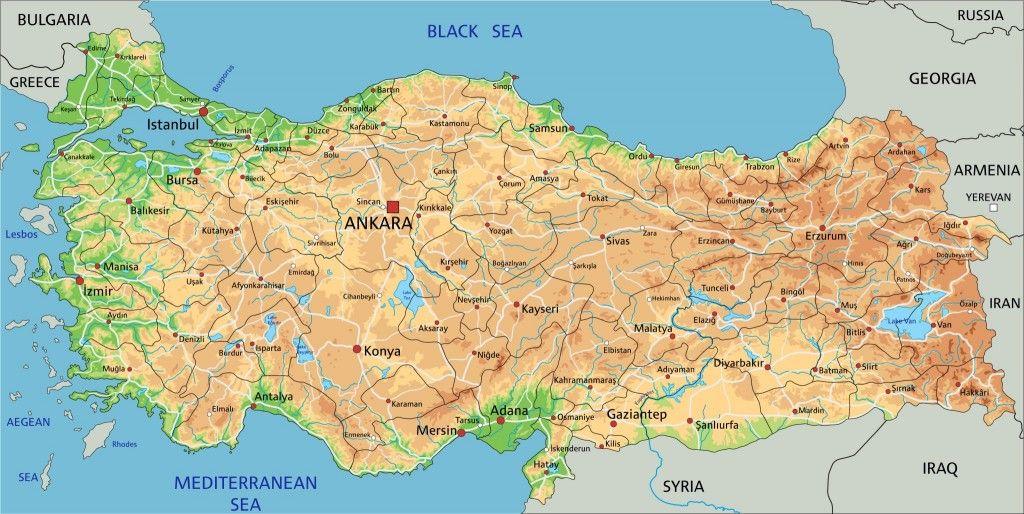 Zakladni Informace O Turecku Turecko Mahalo Cz Turecko