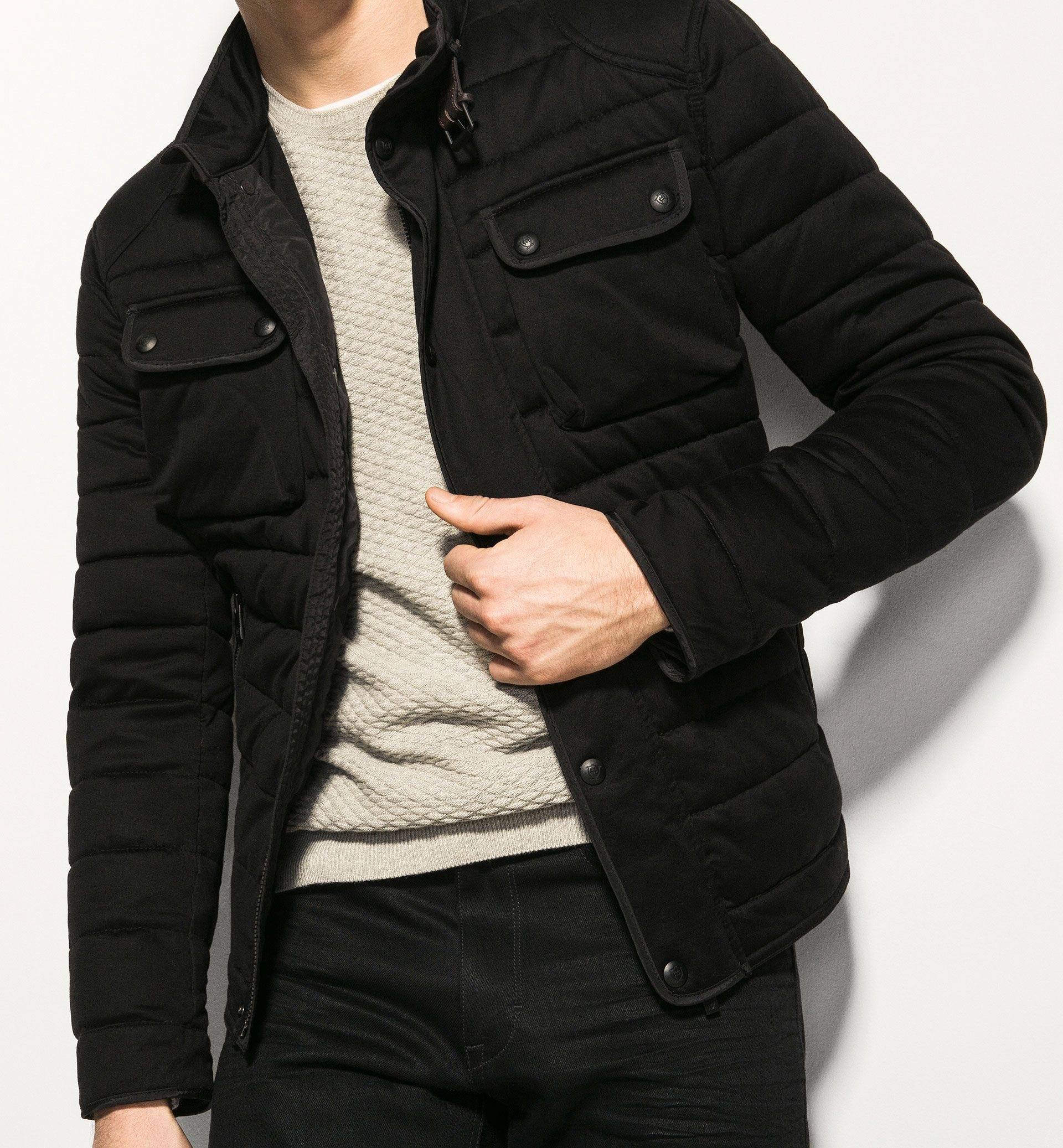 in stitched mens copy navy quilt index img quilted jacket leather s men tan product and available