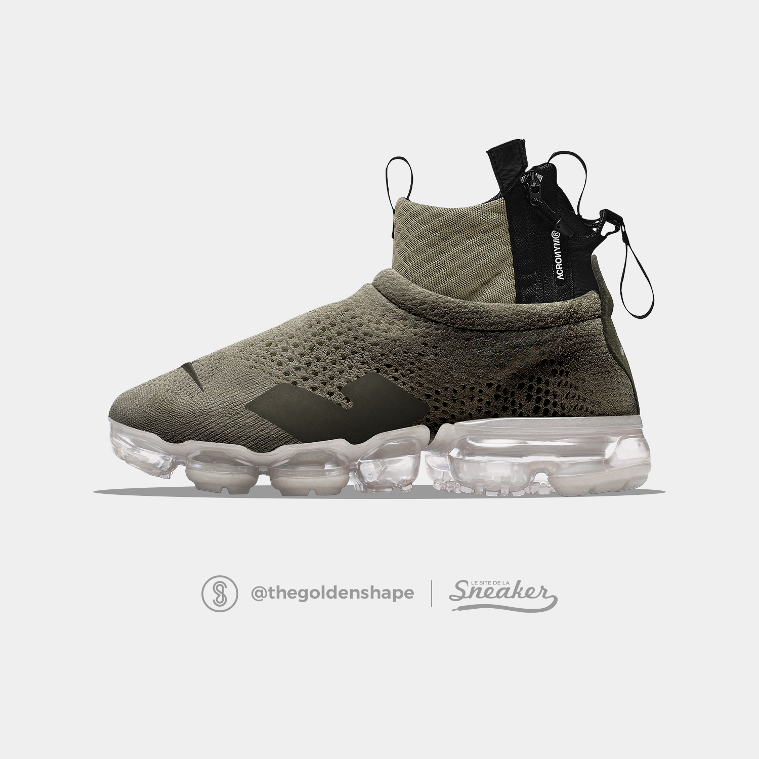 ab80ad82a5 Acronym x Nike Air VaporMax Flyknit Moc Pack | Shoes | Sneakers ...