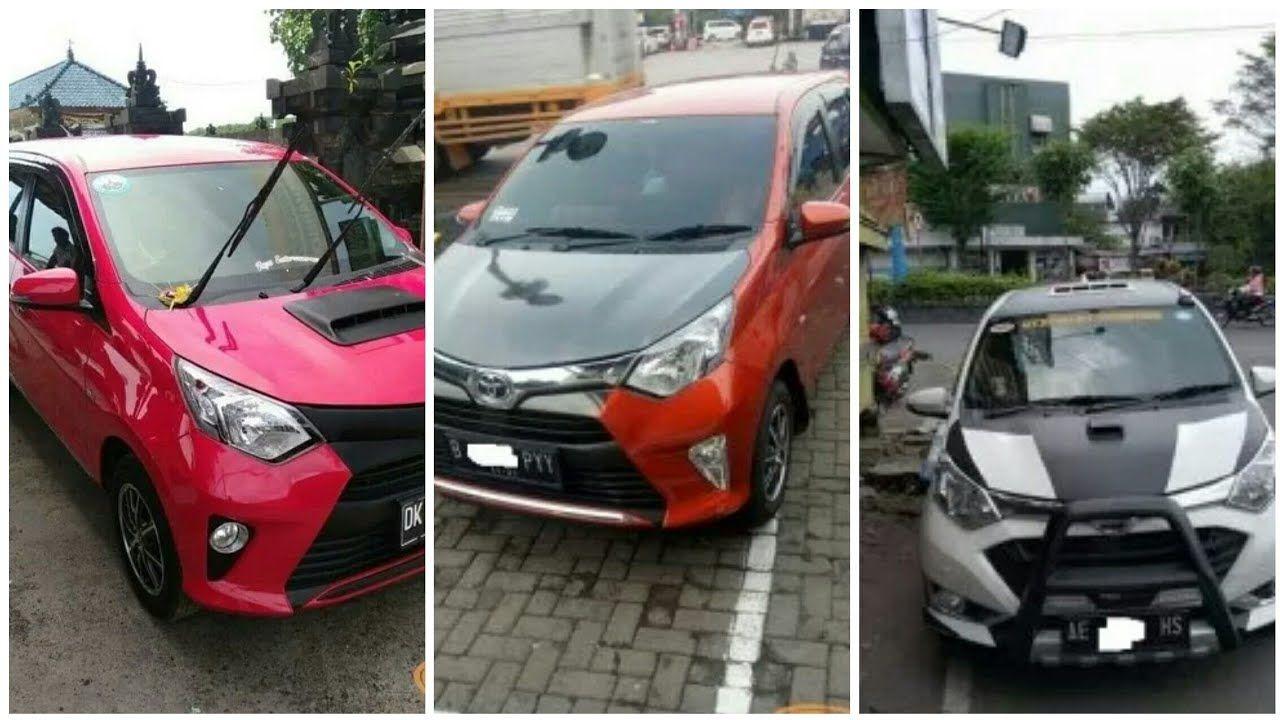 Modifikasi Mobil Calya Terbaru Modifikasi Mobil Mobil Daihatsu