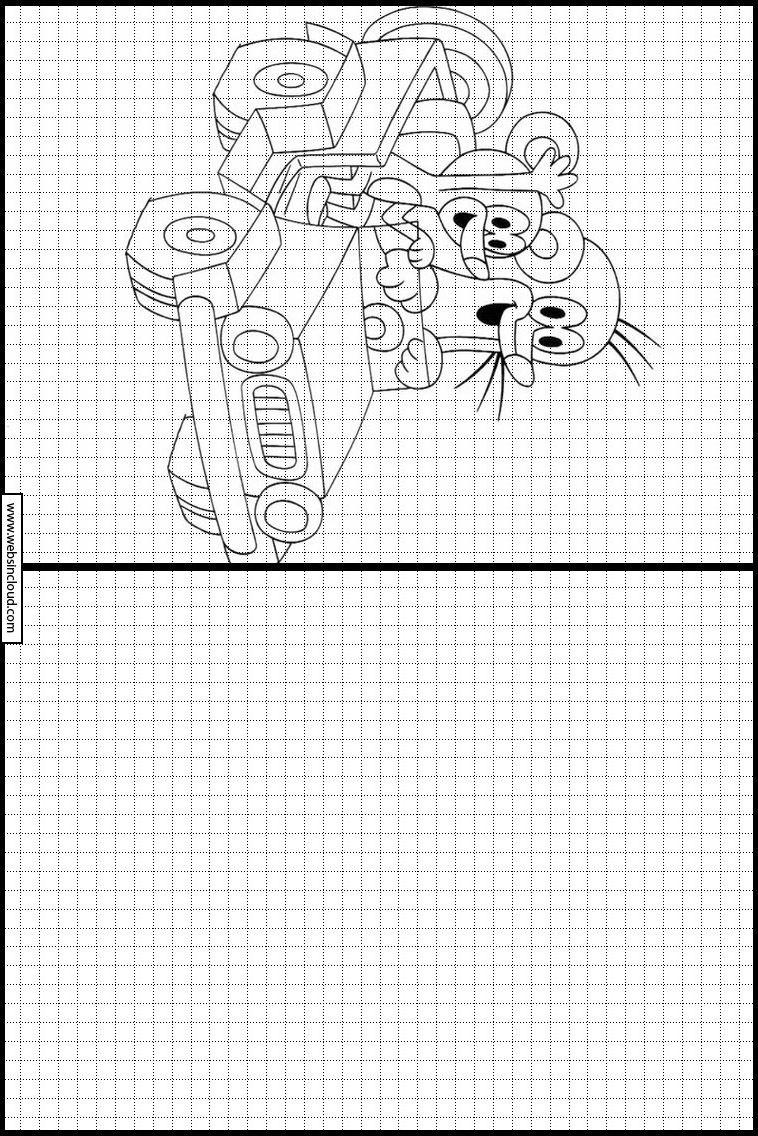 Krtek Der kleine Maulwurf 30 Zeichnen lernen. Aktivitäten für ...