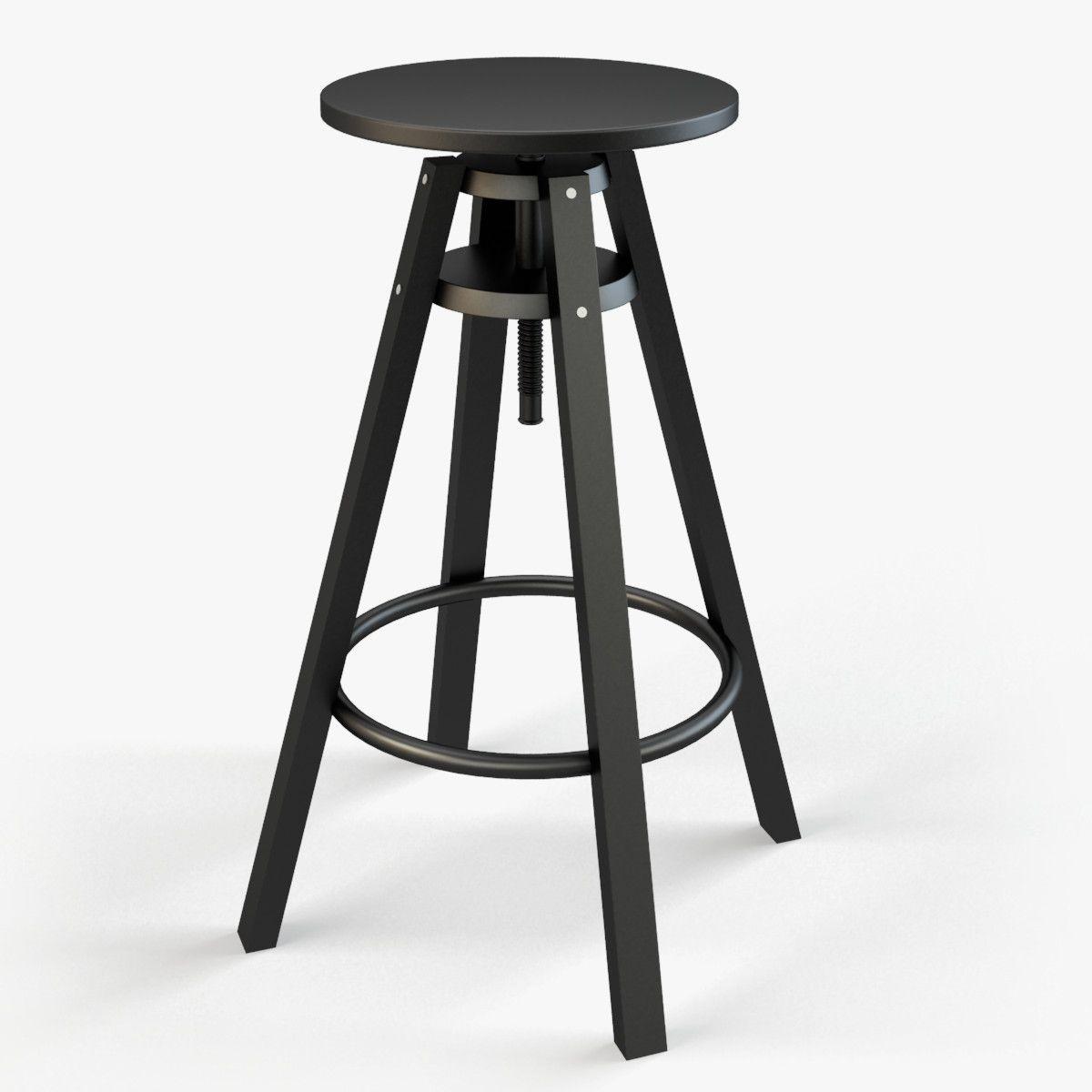 Max Ikea Dalfred Bar Stool