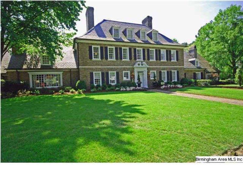 Longleaf Estate Vestavia Hills Al Vestavia Hills Mansions
