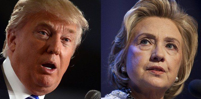 Hillary Clinton is Losing Ground & Neck-and-Neck with 2 GOP Hopefuls – And Then There's Donald Trump