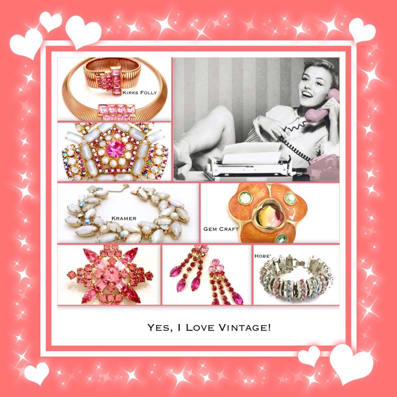 www.vintageimagine.etsy.com #vintagejewelry #vintagejewellry #etsyshop #giftsforher #vintagegifts #fashion #etsygifts #vintagefinds #etsyvintage #PlsFollowthx #plsRePinthx #costumejewelry #vintagebling #fashion #vintagefashion #vintagejewels #signed