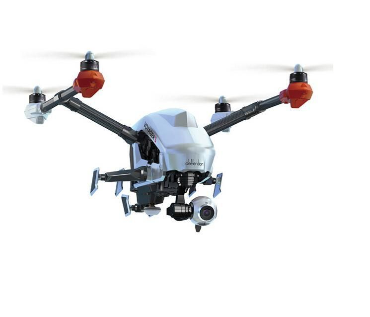 F14200 New Walkera Voyager 3 Collapsible Flying Bird GPS Glonass Quadcopter Drone Devo F12E