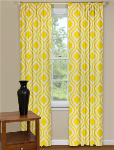 Pin By Karen Gay On Living Room Retro Curtains Curtains
