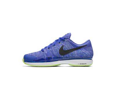 le dernier ad209 ea3df NikeCourt Zoom Vapor Flyknit Hard Court QS Men's Tennis Shoe ...