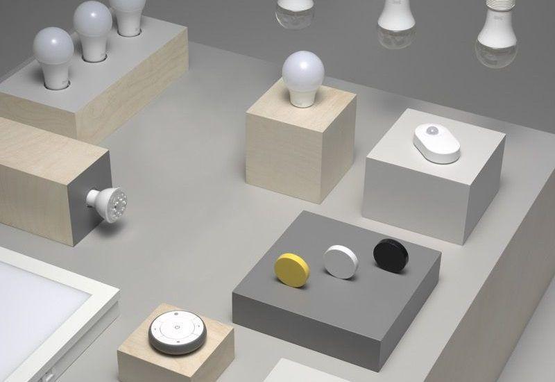 Ein Smartes Led Lichtsystem Von Ikea Tradfri Smart Lighting Smart Home Automation Kit Homes