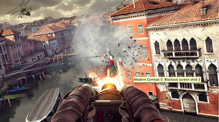Modern Combat 5 For Windows 8 1 And Windows Phone 8 8 1 Free Download Modern Best Graphics Combat