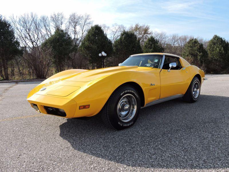1973 Chevrolet Corvette for sale - Greene, IA | OldCarOnline.com ...