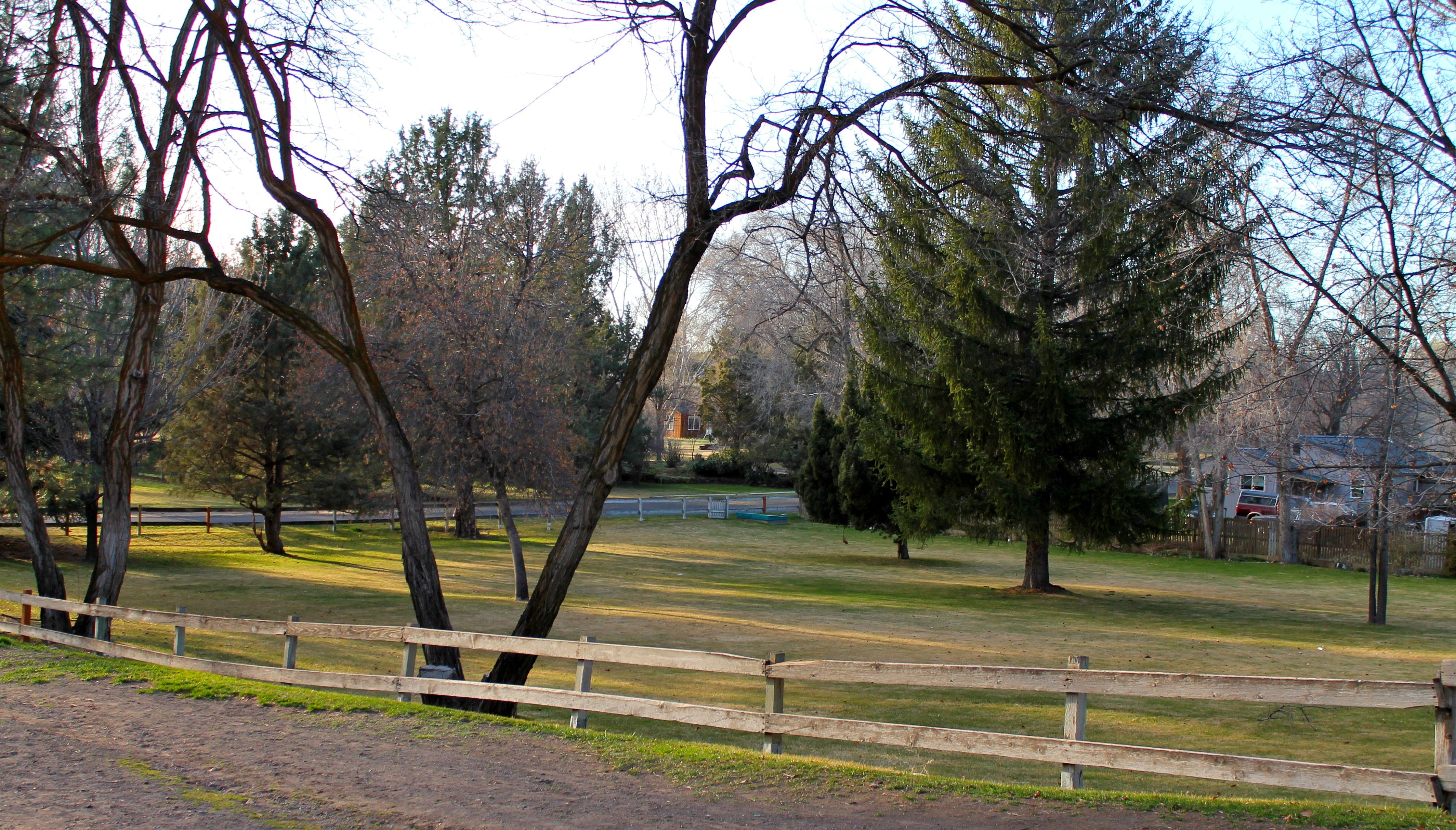 Sam Johnson Park Redmond Oregon Redmond Oregon Oregon Central Oregon