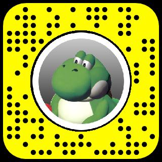 Fat Yoshi Snapchat Lens Filter Fatyoshi Filter Lenses Mario