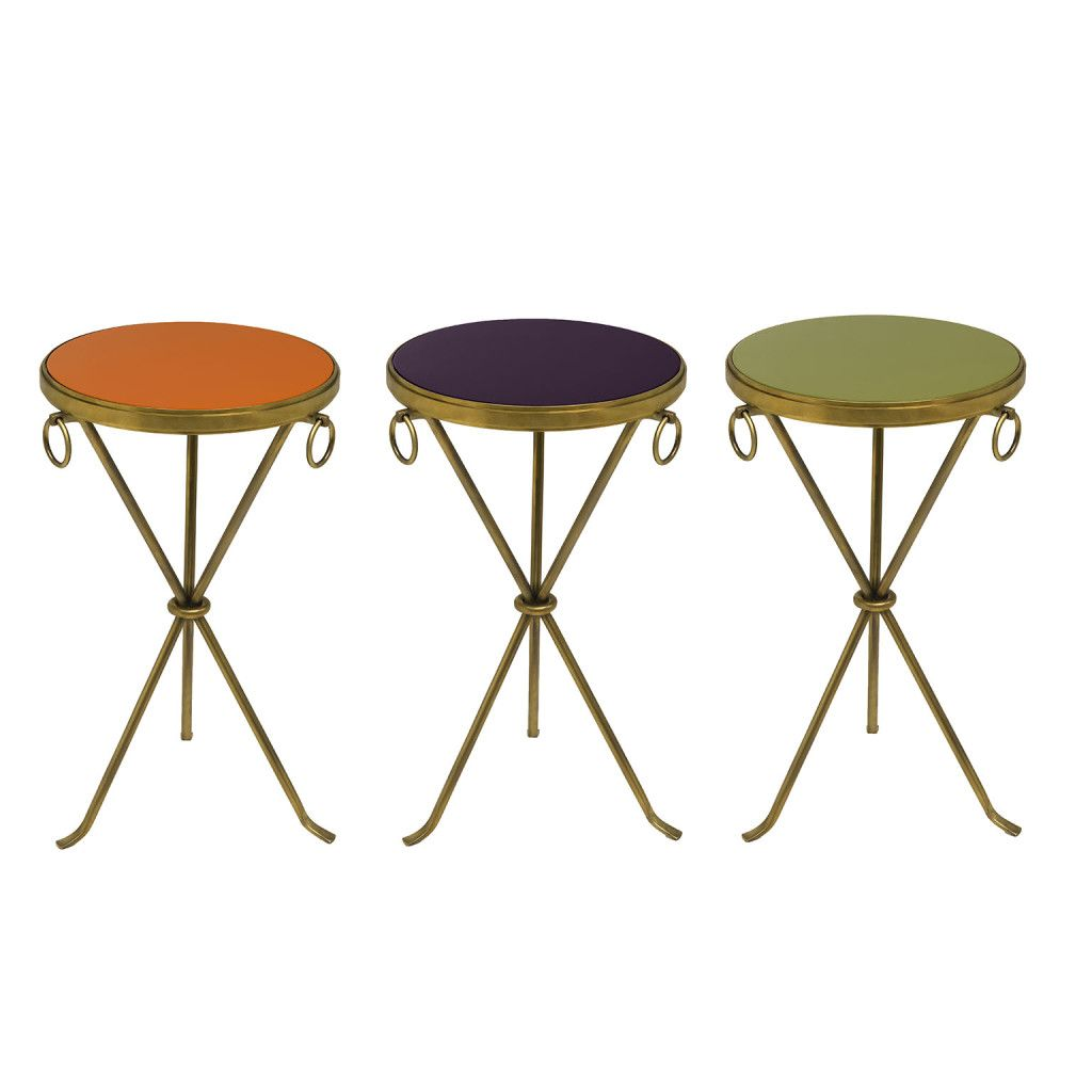aidan gray sofa table use krb drinks tables in brass finish furniture