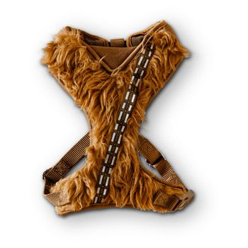 Star Wars Chewbacca Dog Harness At Petco Geeky Super Cool Stuff