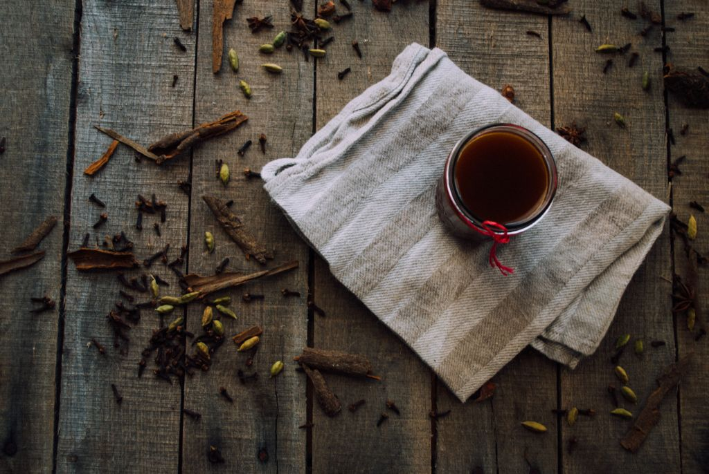 How to Make Chai Concentrate