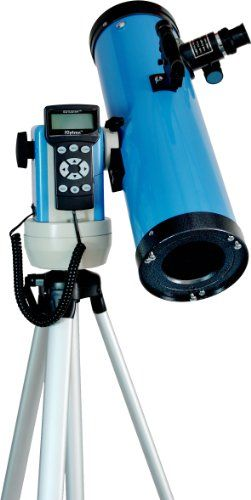 Best offer iOptron 9803B-A SmartStar-N114 GPS Computerized Telescope - Astro Blue with Carry Bag Deals