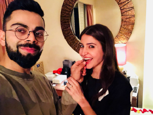 Ms.KitKat205 Virat and anushka, Virat kohli and anushka