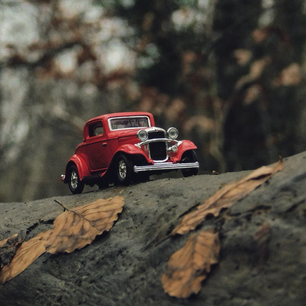 Amazing Miniature Scenes With Toy Cars By Nihan Tezer Toys