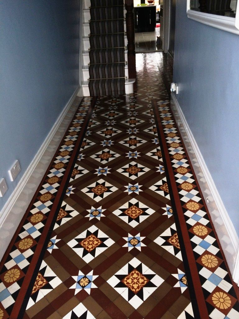 Victorian hall floor tiles gallery home flooring design wish i had a long hallway where i could enjoy a victorian inspired wish i had dailygadgetfo Choice Image