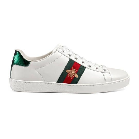 d62502a448df Shoes For Women – Shoes Online Shopping in Pakistan – Gucci Ace Sneakers – Shoes  Online Shopping – Free Shipping – ElmStreet.pk