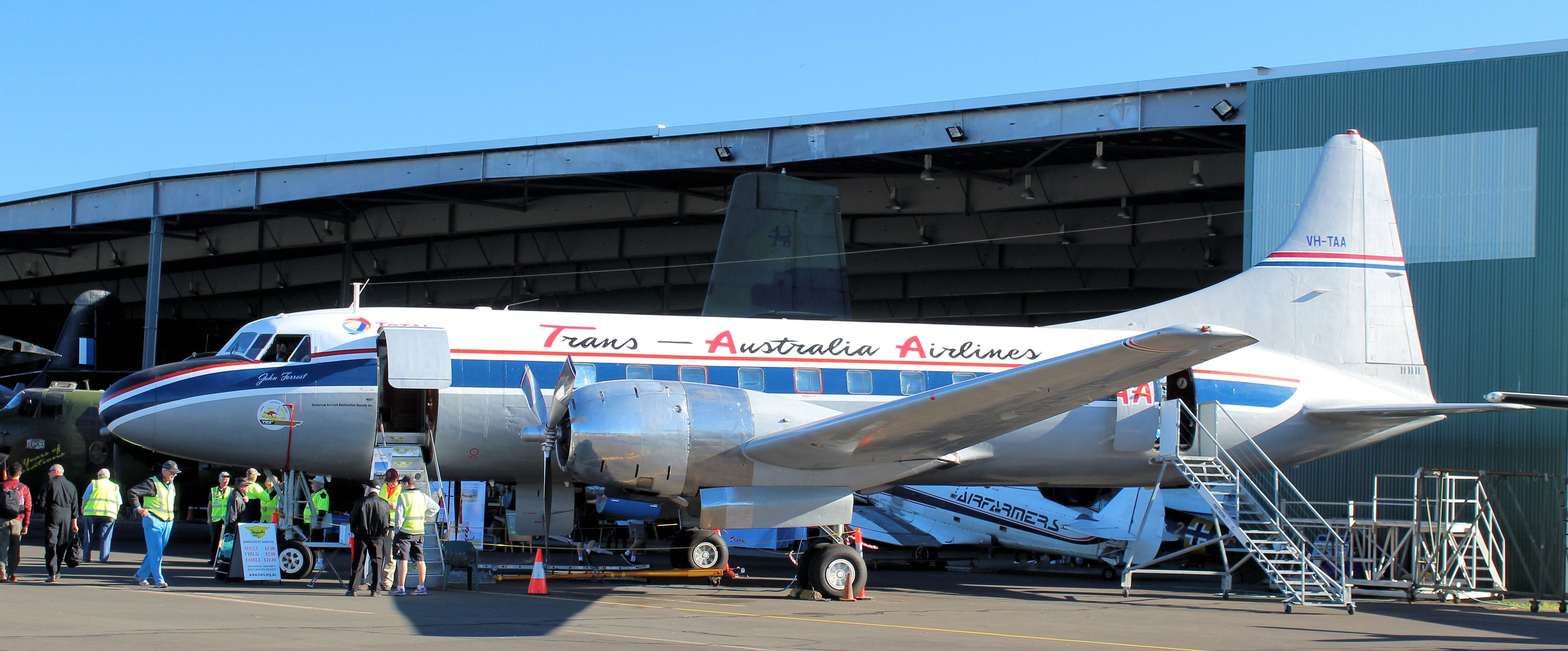 The Convair 440 Metropolitan Destination's Journey
