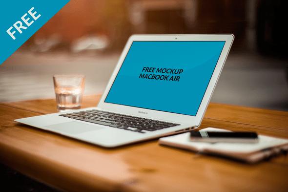 Free Macbook Air Psd Mockup Download Mockup Downloads Mockup Psd Mockup Free Psd