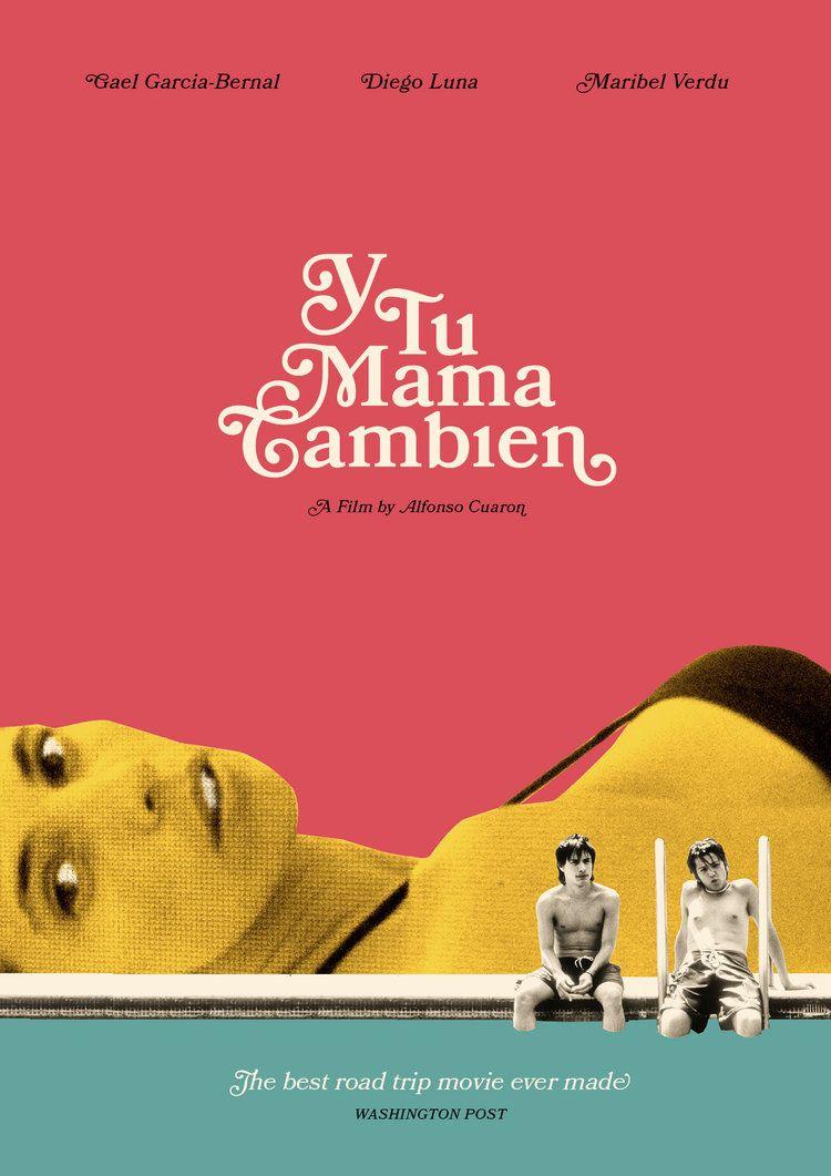 Y Tu Mama También in 2020 | Film poster design, Road trip movie ...