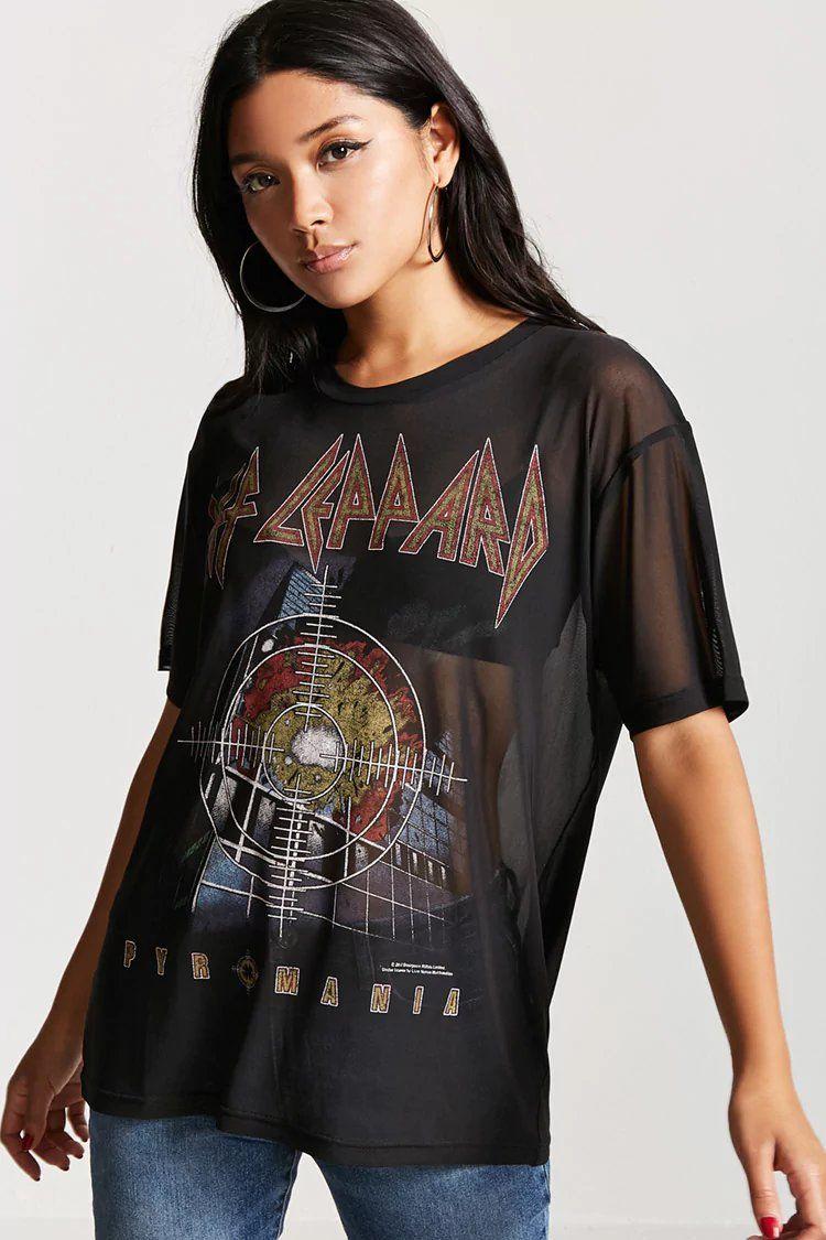 def leppard women's clothing
